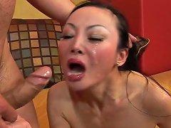 Asian Slut Angie Venus Fucked