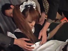 Kokoro Wakaba Made To Swallow After Group Fuck Porn D2