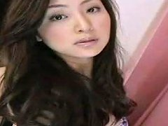 Outrageously Hot Japanese Babe Natsuko Tatsumi In Bed