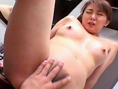 Sweet Japanese Teen Enjoys Having Wild Raunchy Sex