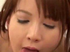 Anal Loving Asian Teen Massaging Dick