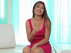 Asian Newbie Takes A Bbc At Casting Free Porn 6d Xhamster