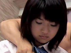 Schoolgirl Saotome Gets Fucked Hard