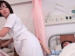 Cute Japanese Nurse Gets Groped Part5