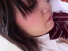 Japanese Teen Yukari Uses Her Tits For Fucking