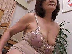 Masturbating Japanese Gran Part1 Free Porn E8 Xhamster