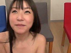 Subtitled Japanese Tsubomi Blowjob Party Leads To Bukkake