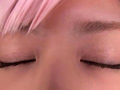 Japanese Cosplay Babe POV Pussyfucked