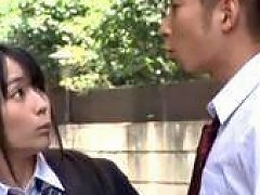 Teen Schoolgirl Mana Kanase