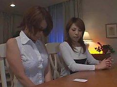 Japanese Lesbian Babes We Tried But U Didn't Listen Sm