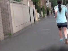 Hot Asian Babes Pissing In Public