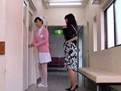 Tokyo Train Girls 3 The Sensuous Nurse